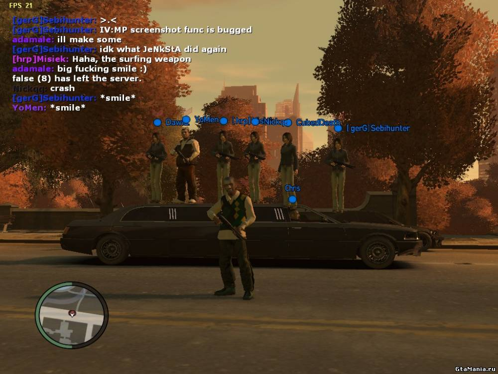 gta 4 eflc crack multiplayer